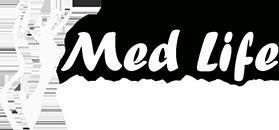 Med Life Clínica Médica Logo